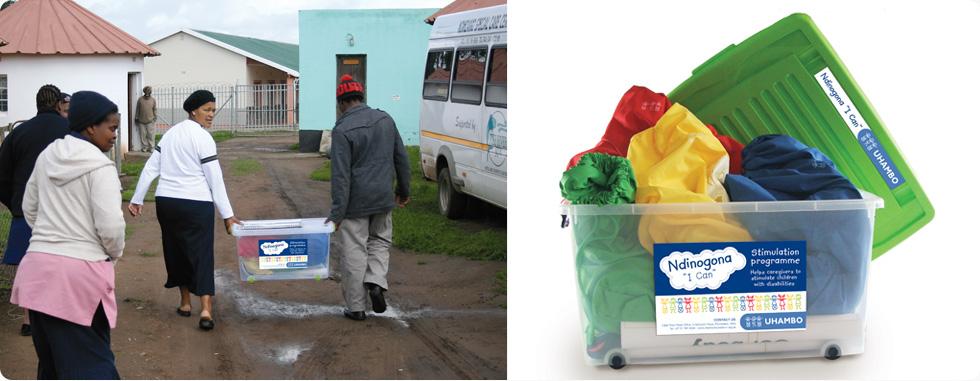 Ndinogona Uhambo Foundation